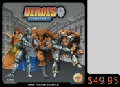 Add Heroes Inc to cart